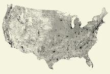 Map Design We Love / Love Maps!