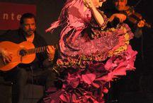 Flamenco Trajes