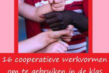 School: Coöperatieve Werkvormen