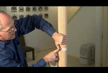 Installation / No need to build walls and confine the space, a common remodeling pitfall. Simply cut Pole-Wrap 8 Ft. length and width to fit your specific pole and glue directly to your pole with any name brand construction adhesive (Liquid Nails Paneling Formula). A cap and base molding can then be added to complete the look of a classic fluted column.