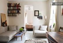 Small apartaments / by Bruna Balvedi