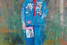 PETER BLAKE / His paintings, collages, prints, and collections.