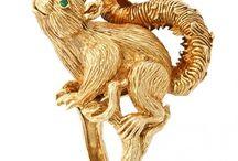Haute Animal Jewelry