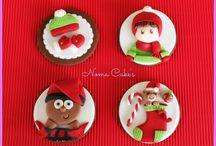 Galletas Navidad. Christmas Cookies