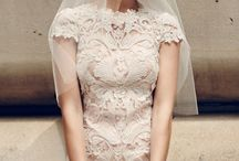 Wedding | Dresses | Luscious lace / Gorgeous dresses in an array of lace