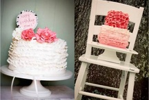 pretty cakes / by HA Colbert