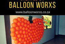 Fun & Themed Balloon Decor