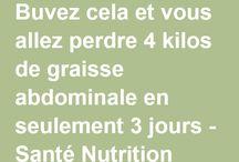 Santé - régime ...