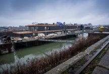 Ako sa budoval Dunajský