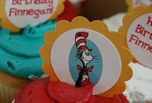 TJs 3rd birthday Ideas--Dr Suess