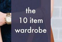 Simple Wardrobes
