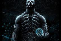 Prometheus Alien Predator