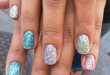Easter nails / by Shirley Tamondong