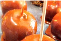 Candy apples / by Nicole Maragno