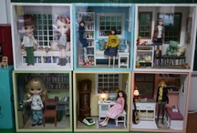 Doll Collection / by Ellen Tsagaris