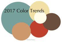 House colour palettes