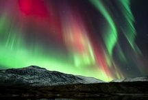 Northern lights - Auroras boreales