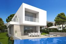 Finestrat  Villas / Real Estate