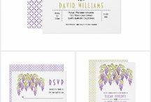 Wedding Invitations & Matching Stationery