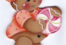 H P Gingerbread