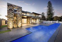 External Facades / Luxus Homes - External Facades