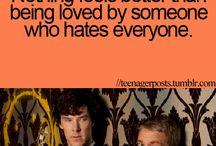 Sherlocked <3