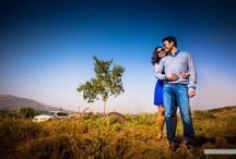 PRE - WEDDING COUPLE PORTRAIT BY PRASAD JINDAM