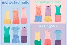 Mode - Farveanalyse