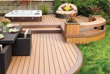 Terrazas/patios / Patios