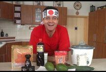recepty japonske čínske, vietnamske