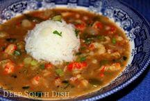 FOOD Cajun,cher... / by Nancy Kelly