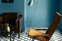 retro and vintage interiors refference