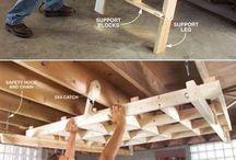 madera cortes grandes