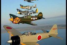 Ww2 vliegtuigen
