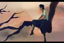 Inspiration:Illustration / by Robx Bautista