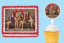 pretty little liar cakes