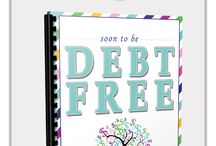 debt free way to be / by Amber Utter