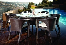 Rattan House Living & Dining Sets