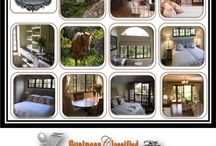 Accommodation / B&B, Guest Houses, Accommodation registered with The Notice Board in South Africa