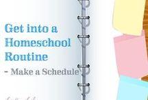Alif's Homeschooling