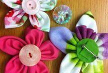 Sewn Decorations/Appliques