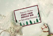 Kreative Ideen: Ostern, Weihnachten, Taufe, Geburtstag, Jubiläum... / Du willst individuelle Geschenke die mit viel Liebe gemacht sind? Dann beschenke dich am besten gleich selbst, denn hier ist die große Ideenbox für Designliebhaber, die sicher fast keine Wünsche mehr offen lässt! Greife zu auf Vorlagen und Templates für die Gestaltung individueller Erinnerungsstücke wie Karten, Fotoalben und Kalender, nutze die Mockups, Illustrationen, Tutorials und Videotrainings für ausgefallene Prints und Fotobearbeitung und lass dich inspirieren und kreativ beflügeln.