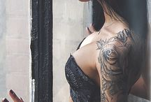 Wenches tatto