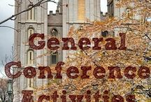 General Conference Activities