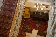 Hotel Mayer & Splendid- La scalinata