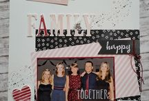Stampin' Up! Layouts