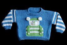 knit boys / Knitting / by SUSAN BERMAN
