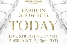 Events / Today is the day. Don't miss the 2015 Fashion Show.