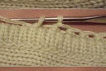 секреты в вязании