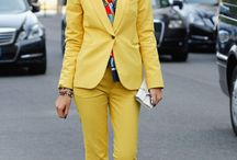 Fashion Icons: Esther Quek / by Jennifer Jean-Pierre